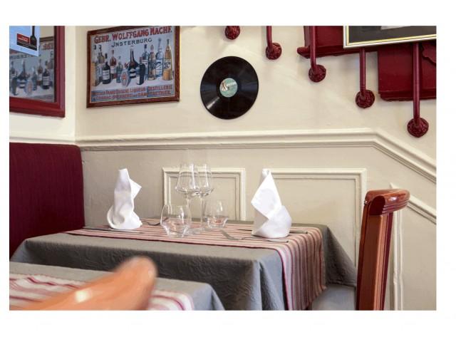 Clémentine, Terrasse du Quartier Bourse - Maître Restaurateur